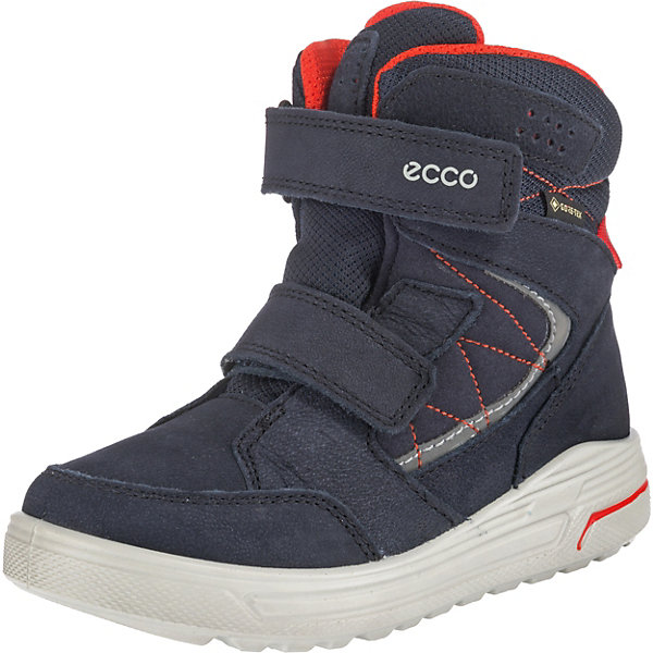 Купить Утеплённые ботинки ECCO, Индонезия, синий, 31, 28, 30, 33, 27, 29, 34, 35, 32, Мужской