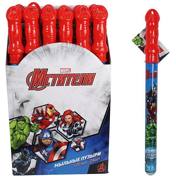 1Toy Мыльные пузыри Marvel Мстители, 120 мл