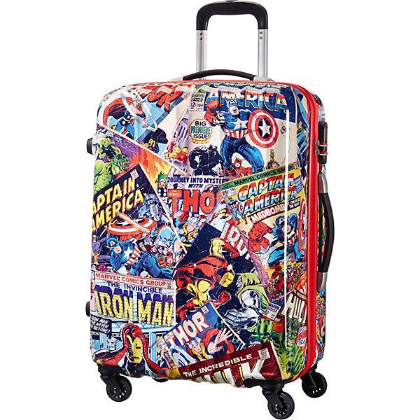 American Tourister Чемодан Комиксы, высота 65 см