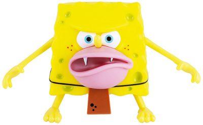 "Губка Боб Фигурка ""Губка Боб"" мем-коллекция: Губка Боб грубый, 20 см"