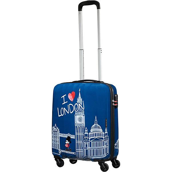 American Tourister Чемодан American Tourister Микки Лондон, высота 55 см цена и фото