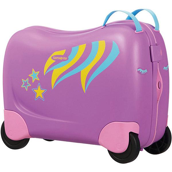 сумка samsonite сумка чемодан 55 см ziproll 40x55x20 см Samsonite Чемодан Samsonite Пони Полли, высота 39 см