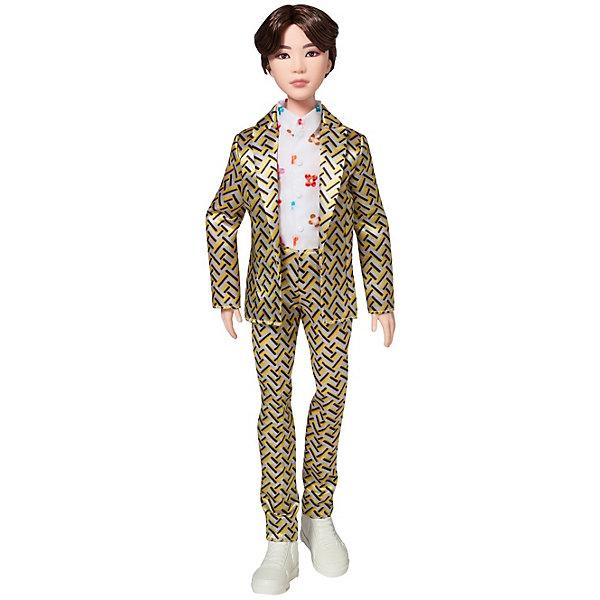 Mattel / Коллекционная кукла BTS Шуга 29 см