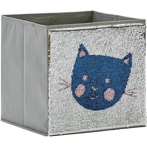 Фото - STORE IT! Коробка для хранения Store it Кот коробка рыжий кот 33х20х13см 8 5л д хранения обуви пластик с крышкой