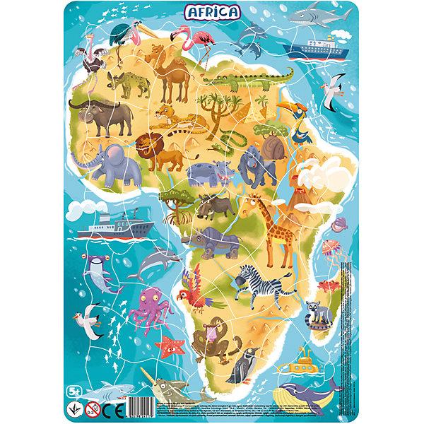 Dodo Пазл в рамке Dodo Африка, 53 элемента пазл 2 3 4 элемента dodo домашние животные