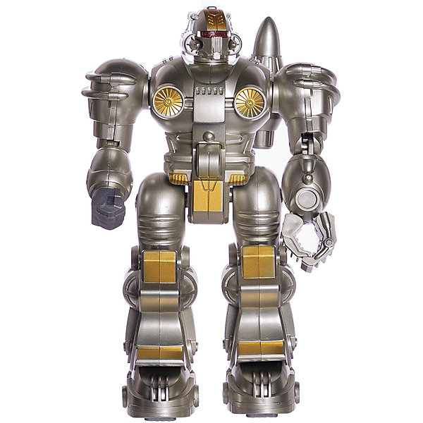 Купить Интерактивный робот Junfa Бласт , серебряный, Junfa Toys, Китай, Мужской