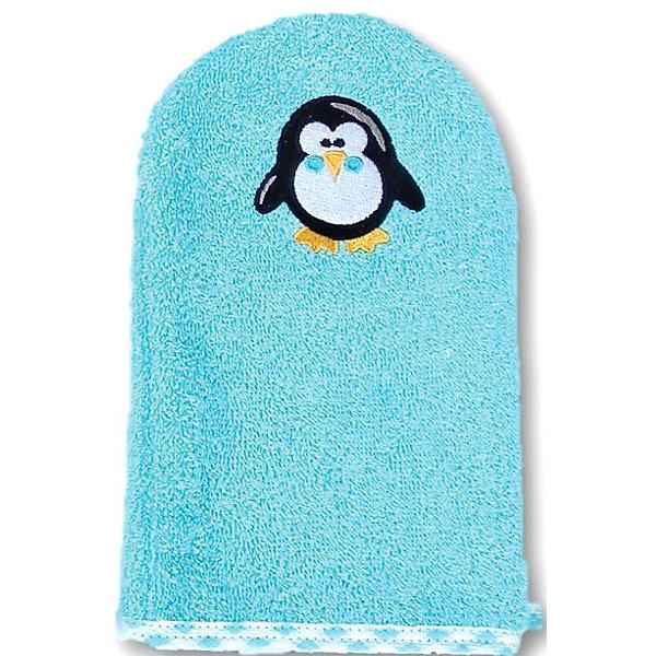 Uviton Baby Рукавичка для купания Uviton Baby Пингвин цена