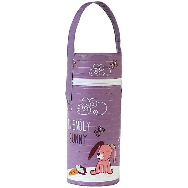 Купить Термосумка для бутылочек BabyOno BabyOno лиловая, Китай, лиловый, Унисекс