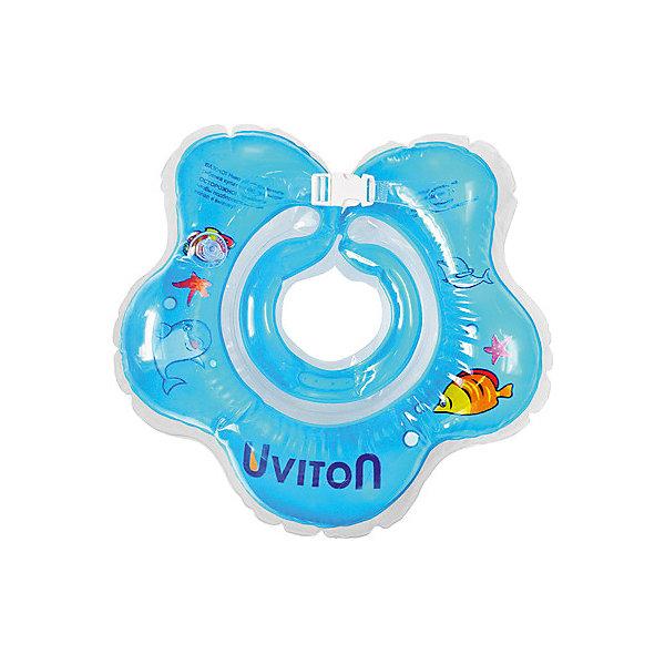 Купить Круг для купания Uviton, Uviton Baby, Китай, голубой, Мужской