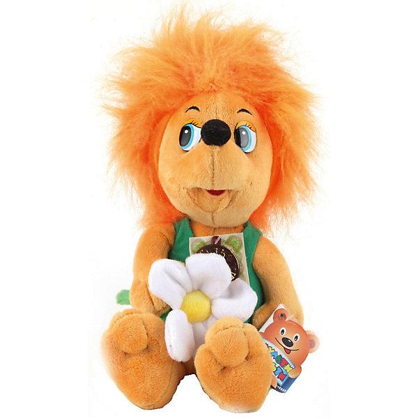 цена на Мульти-Пульти Мягкая игрушка Мульти-Пульти Трям, здравствуйте Ёжик, озвученная, 25 см