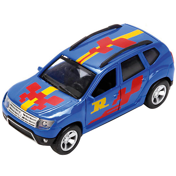 ТЕХНОПАРК Машинка Технопарк Renault Duster, 12 см игрушка технопарк renault duster полиция duster p