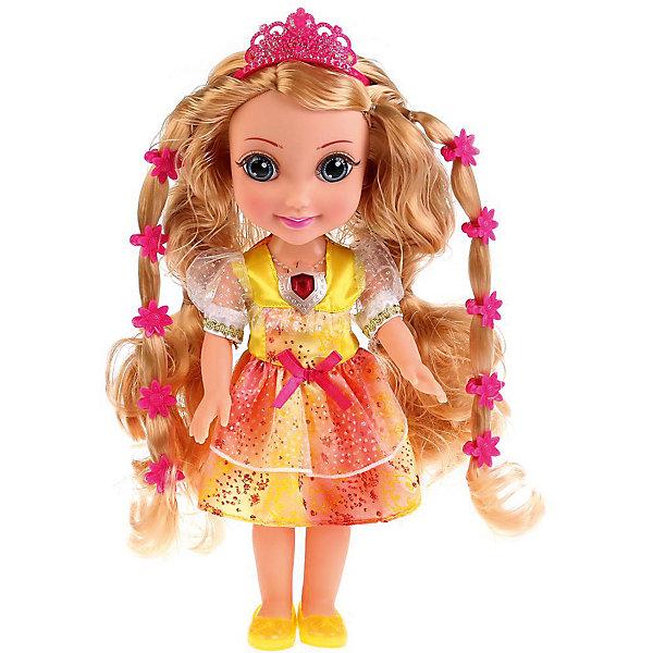 Карапуз Кукла Принцесса Амелия 36 см, озвученная