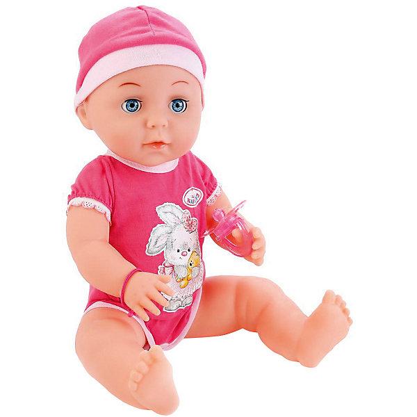 Купить Интерактивная кукла-пупс Карапуз 40 см, 3 функции, Китай, Женский