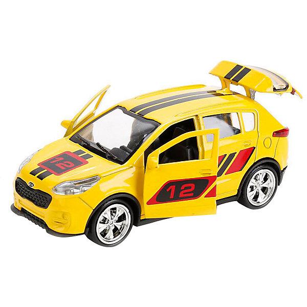 Купить Машинка Технопарк Kia Sportage, 12 см, ТЕХНОПАРК, Китай, Мужской