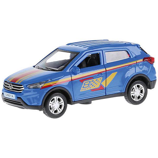 ТЕХНОПАРК Машинка Технопарк Hyundai Creta Спорт, 12 см технопарк машинка технопарк volkswagen polo спорт 12 см