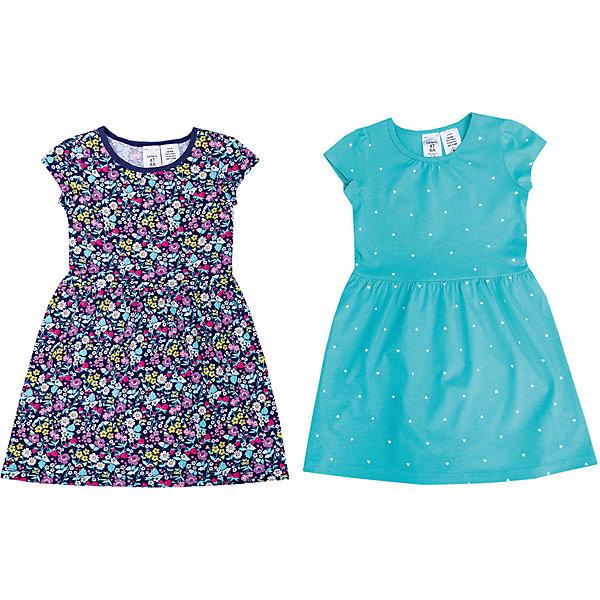 carter`s Платье 2 шт carter's для девочки