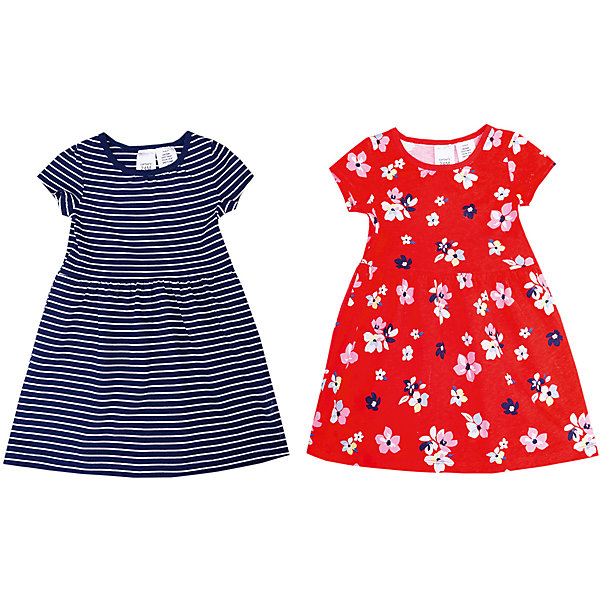 carter`s Платье 2 шт carter's для девочки платье credo платья и сарафаны в полоску