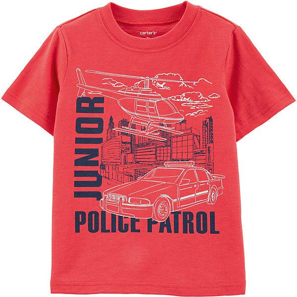 carter`s Футболка carter's для мальчика carter s футболка carter's
