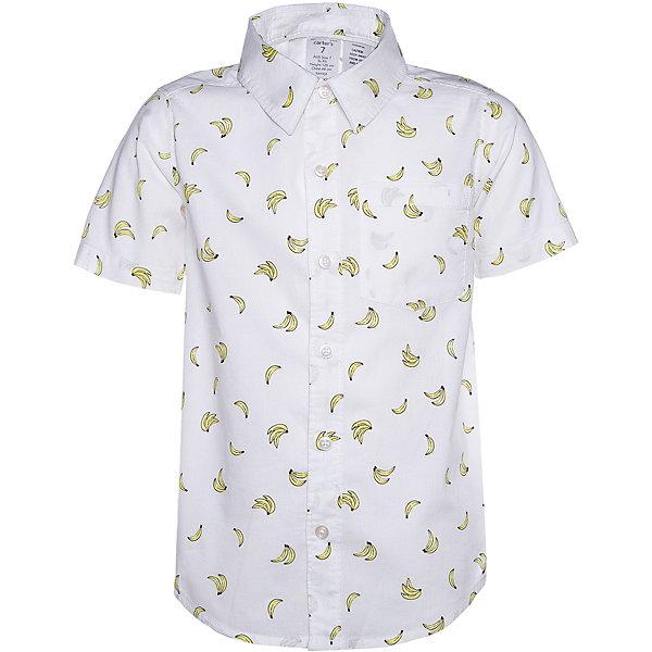 carter`s Рубашка carter's для мальчика пиджак с отложным воротником b young