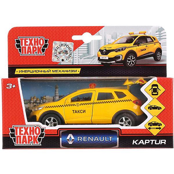 ТЕХНОПАРК Инерционная машина Технопарк Renault Kaptur, Такси