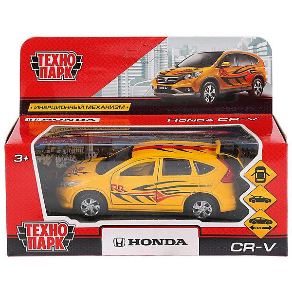 Купить Инерционная машина Технопарк Honda CR-V, Спорт, ТЕХНОПАРК, Китай, разноцветный, Мужской