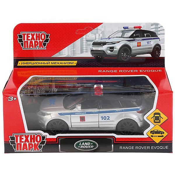 ТЕХНОПАРК Инерционная машина Технопарк Land Rover, Range Rover Evoque, Полиция