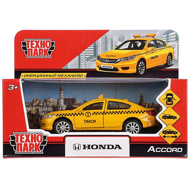 ТЕХНОПАРК Инерционная машина Технопарк Honda Accord, Такси автомобильные держатели и подставки honda accord