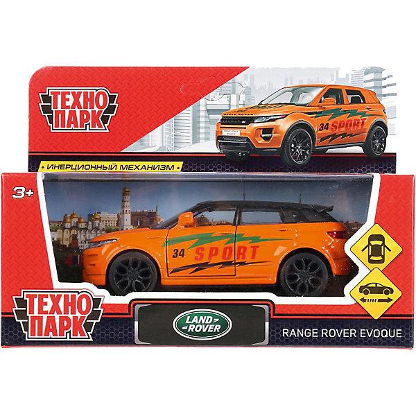 ТЕХНОПАРК Инерционная машина Технопарк Land Rover, Range Rover Evoque