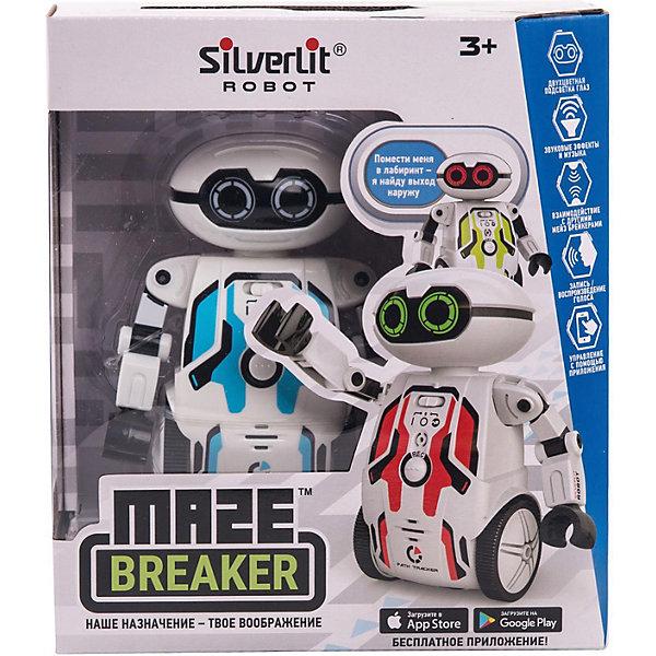 Робот Silverlit Мэйз «Брейкер», синий, Робот Silverlit Мэйз «Брейкер»,