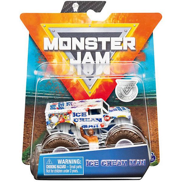 цена на Spin Master Мини-машинка Spin Master Monster Jam, оранжевая