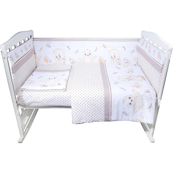 цена Эдельвейс Комплект в кроватку Эдельвейс