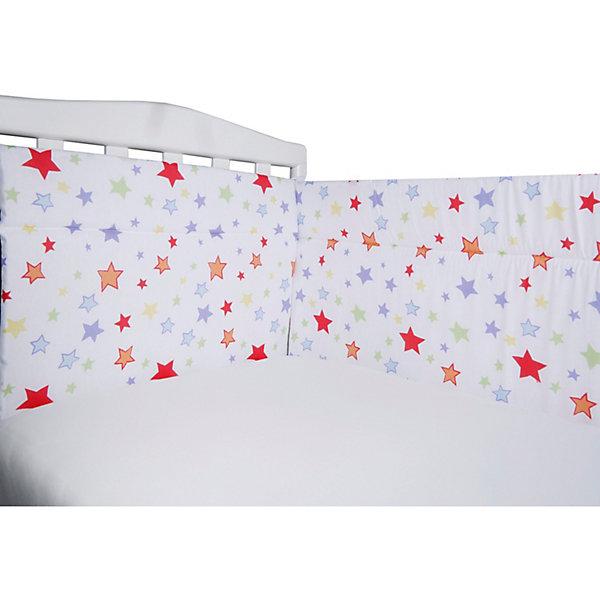 Эдельвейс Бортик на кроватку Млечный путь, 30х360 см