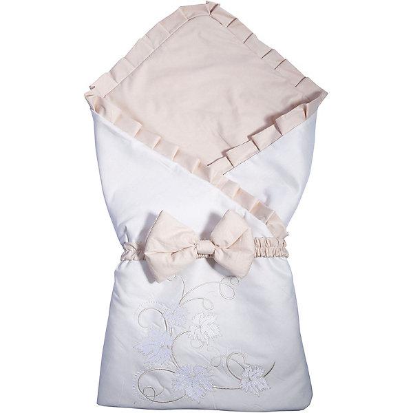 Одеяло на выписку Эдельвейс