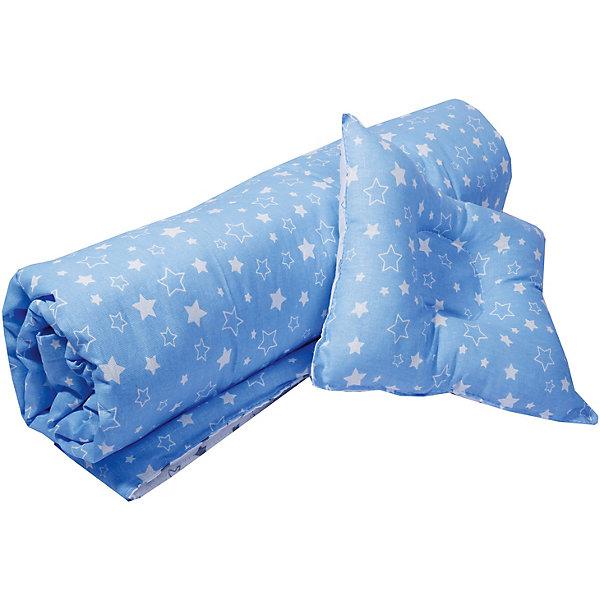 Одеяло и фигурная подушка