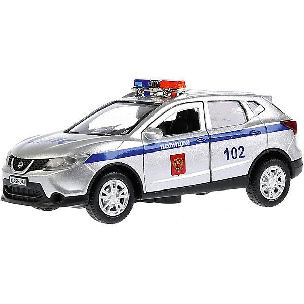 ТЕХНОПАРК Машина Технопарк Nissan Qashqai Полиция