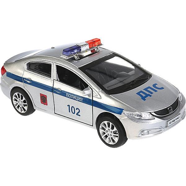 ТЕХНОПАРК Машина Технопарк Honda Civik Полиция