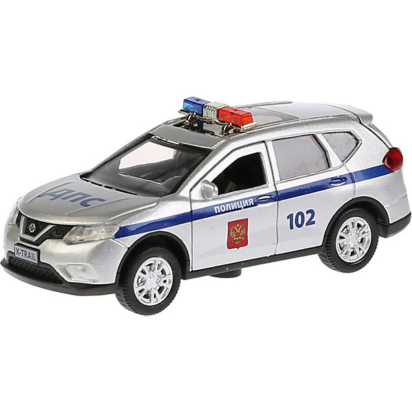 ТЕХНОПАРК Машина Технопарк Nissan Х-trail Полиция