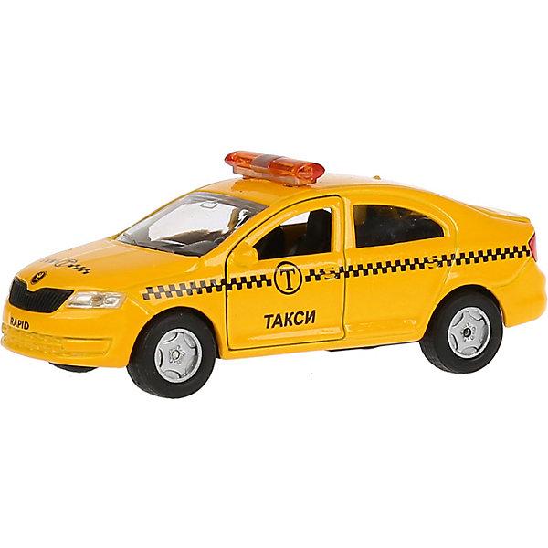 Машина Технопарк Skoda Rapid Такси