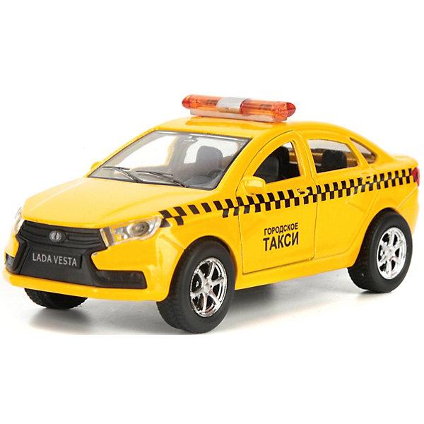 ТЕХНОПАРК Машина Технопарк «Лада Веста Такси» технопарк автомобиль камаз автоспорт