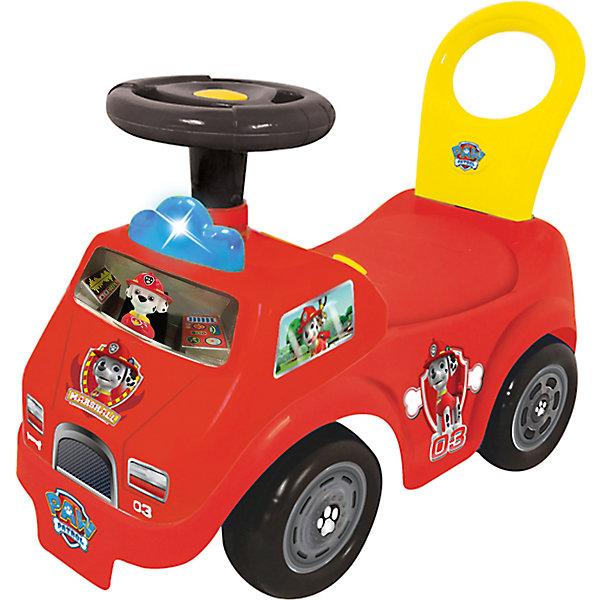 цена Kiddieland Каталка - пожарная машина Kiddieland