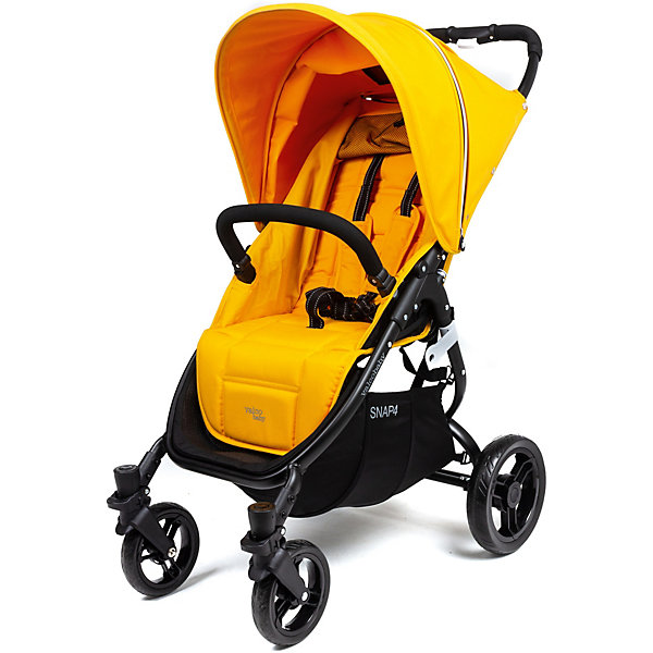 Купить Прогулочная коляска Valco baby Snap 4 / Sunset, Китай, желтый, Унисекс