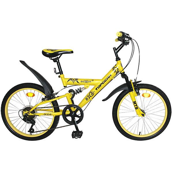 1Toy Двухколесный велосипед 1Toy Top Gear Boxer 20