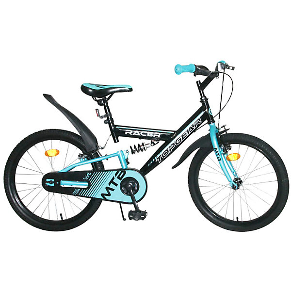 цена на 1Toy Двухколесный велосипед 1Toy Topgear Racer 20