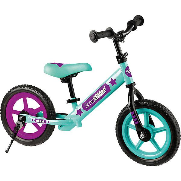Беговел Small Rider Drive 2 EVA, аква-пурпурный
