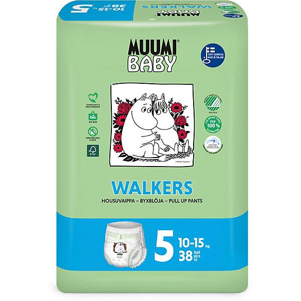 Подгузники-трусики Muumi Maxi Plus 10-15 кг, 38 штук