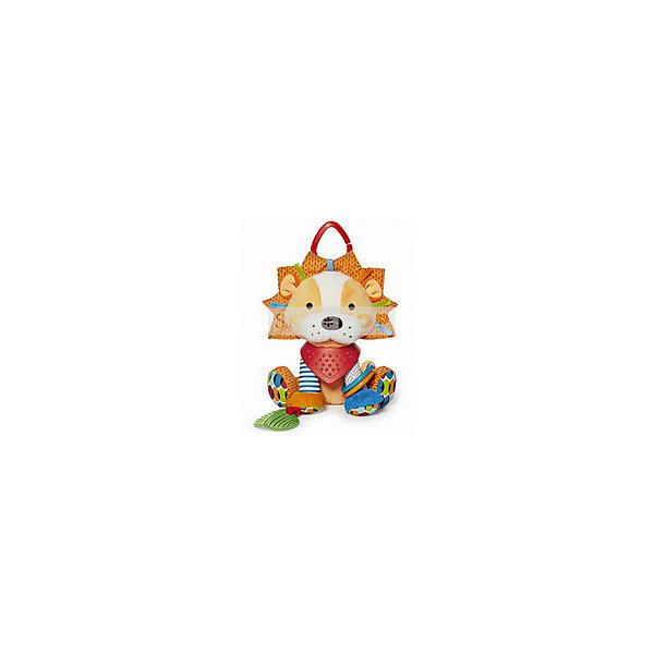 Skip Hop Развивающая игрушка- подвеска Skip Hop «Лев»