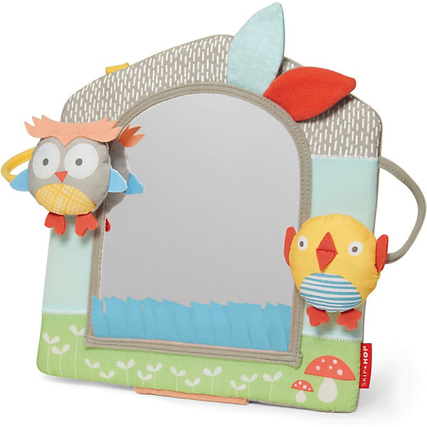 Skip Hop Развивающая игрушка «Домик-зеркальце»