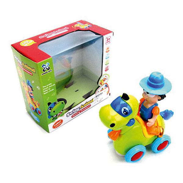 Наша Игрушка Электронная игрушка Наша Игрушка Ковбой игрушка chuc юла