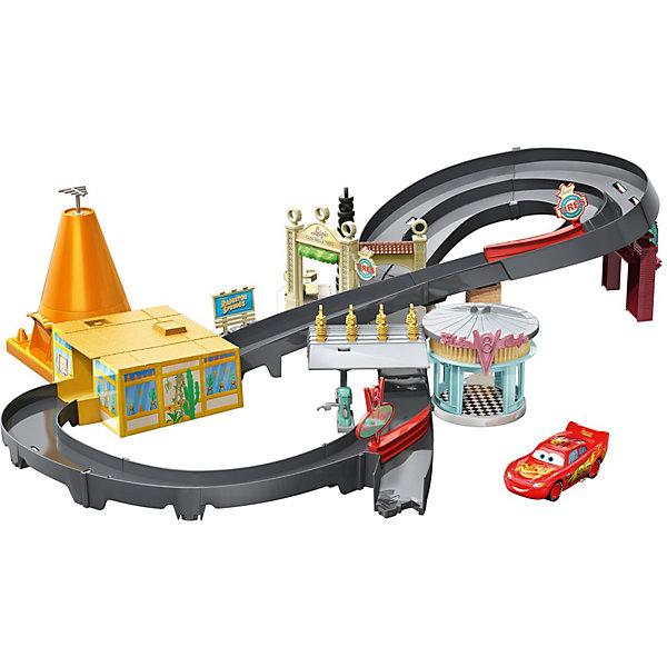 Mattel Автотрек Cars Радиатор Спрингс