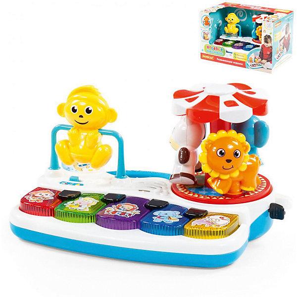 Фото - Полесье Развивающая игрушка Полесье Весёлое пианино полесье набор игрушек для песочницы 468 цвет в ассортименте